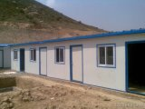 환경 조립식 가벼운 강철 구조물 건축 Prefabricated 집