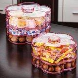 주문을 받아서 만들어진 Acrylic Dry Fruit 또는 Sweet Storage Box