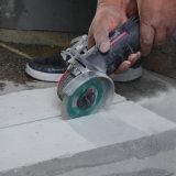 Sali profesional 4.5 pulgadas cortadas vio las láminas para el concreto