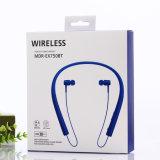 L'appel stéréo d'Earbuds de réduction du bruit vibrent l'écouteur alerte de Bluetooth de Neckband