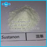 고품질 처리되지 않는 신진대사 스테로이드 분말 테스토스테론 Sustanon 250