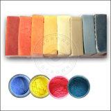 自然なマルチ明るいカラーはSoapmakingの顔料を手作りする