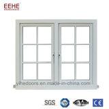 中国語は卸し売り装飾的なガラスアルミニウムフランスの開き窓Windowsを製造する