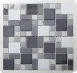 El arte de 4mm de pared Cocina decorativa Mosaico de vidrio para interiores