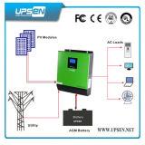 Зеленый солнечного зарядного устройства инвертора питания 12V 24V 48В постоянного тока для питания солнечной системы / Все в одном из инвертора фотоэлектрических систем