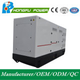 350kw 438kVA leises schalldichtes Dieselgenerator-Set mit Wudong Motor
