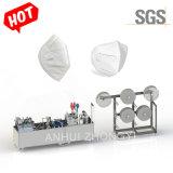 Semi-automatisch N95 KN95 5-laags niet-geweven chirurgisch gezichtsmasker Machine