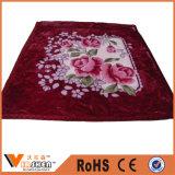 製造業者の提供の極度の柔らかいMicrofiberのフランネル毛布