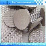 Rete metallica sinterizzata dell'acciaio inossidabile 304