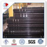 St 37 Gas Cyliner Tube de 10 pulgadas de acero al carbono del tubo