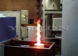 110kw Induction Heat Treatment Equipment of Steel
