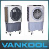 Refrigerador de aire portable del sitio del agua de la refrigeración por evaporación con teledirigido