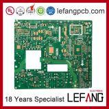 Placa do PWB da placa de circuito do PWB da amostra livre