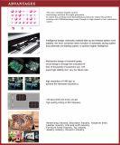 Imprimante dissolvante d'Eco de la tête d'impression Dx5 du grand format 1.6m (3PL) avec l'imprimante dissolvante initiale d'Encre-Xuli de Xuli Eco
