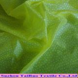 Tessuto di nylon del taffettà con stampa di trasferimento per l'indumento