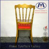 يجعل في الصين تصميم حديثة عرس معدن [نبوليون] كرسي تثبيت