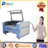 Máquina de corte por laser Cortador a laser de CO2 para tecido / tecido