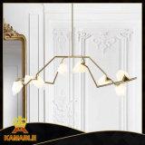 Lámpara pendiente de la lámpara moderna para el hogar como luz decorativa (KAMP8110-13)