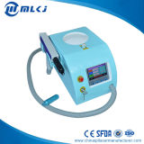 Laser portátil do ND YAG do uso da HOME da fonte da fábrica para a remoção do Birthmark