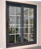 Profilo di alluminio d'anodizzazione dell'espulsione di 6000 serie per i portelli di Windows