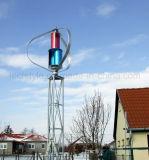 12V / 24V 400W vertical del aerogenerador de viento Kit con controlador MPPT