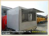 Ys-Fb290 Venta caliente la comida rápida Móvil de Alimentos de camiones venta de autos