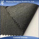 Tessuto di nylon dei pantaloni di stirata del filo di ordito della ratiera di Bengaline di miscela dello Spandex del rayon