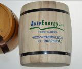 Изготовленный на заказ малые деревянные бочонки кофейного зерна при аттестованный Fsc