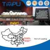 Tissu de coutil de matelas tricoté par Poiyester 100% de constructeur de la Chine