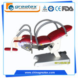 Silla ginecológica manual aprobada por la FDA de la examinación del Ce (GT-OG602)