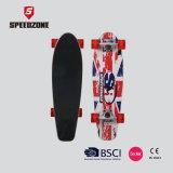 "27 ""SpeedZone Super Cruiser Board Top Skateboard"