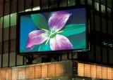 Visualización video de alquiler de interior del acontecimiento LED del fondo de etapa de P4 RGB