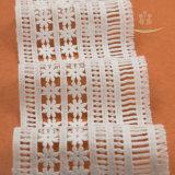 Jacquard Flower Lace Fabric Textile Wholesale Lace