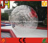 [بفك] مادّيّة قابل للنفخ إنسانيّة يرتّب قداد [زورب] كرة لأنّ البولينج