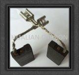 Carbón/Grafito 0 601 753 004 Mini pequeña chispa de escobillas de carbón para aspirador/Herramientas de poder establecer las escobillas de carbón sin cable combinado