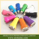 Горячая продажа 2.1A двойной автомобильного зарядного устройства USB