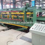 Стальная машина разровнителя для обрабатывала изделие на определенную длину линия поставщик