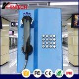 Automatisches Bank Servicetelephones Knzd-31 analoges Lieferungs-Telefon