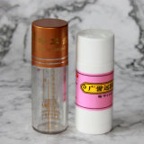 Piccole bottiglie di plastica per l'imballaggio solido della medicina