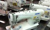 De alta velocidad de la máquina de coser del punto de cadeneta de la aguja individual con Auto-Trimmer