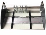 Taladradora que arruga y de JP-460E sola/espina dorsal /hinge/perforating