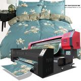 Stampante del tessuto di Georgette con risoluzione di larghezza di stampa delle testine di stampa 1.8m/3.2m di Epson Dx7 1440dpi*1440dpi per stampa del tessuto direttamente