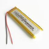 домочадца батареи 3.7V 102050 KTV полимера лития 1000mAh микрофон GPS компьютера Batterymicrophone перезаряжаемые тональнозвуковой