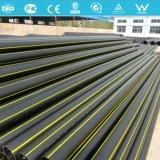 Tubo de gás de HDPE enterrado para fornecimento de gás
