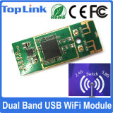 Maglia senza fili a due bande di WiFi di sostegno del modulo della rete del USB WiFi di Top-4m02 802.11A B G N Rt5572n