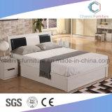 Новые поступления дизайн современной деревянной кровати для спальни