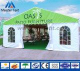 Kundenspezifisches Ausstellung-Zelt mit Firmenzeichen