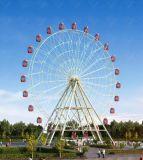 Noria de 42 metros de los Parques de Diversiones temático fabricante de China