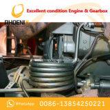 Buenas condiciones usadas de las ruedas 371HP 40tons del volquete 12 del carro de vaciado del precio bajo HOWO para África