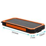 Chargeur de téléphone portable Batterie Énergie solaire Powerbank LED Light